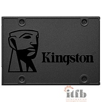 Kingston SSD 480GB А400 SA400S37/480G {SATA3.0}