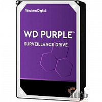 "8TB WD Purple (WD82PURZ) {Serial ATA III, 7200- rpm, 256Mb, 3.5""}"