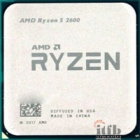 CPU AMD Ryzen Ryzen 5 2600 BOX {3.9GHz, 19MB, 65W, AM4, with Wraith Stealth cooler}