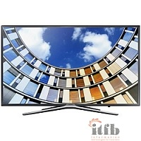 "Samsung 32"" UE32M5500AUXRU титан {FULL HD/100Hz/DVB-T2/DVB-C/DVB-S2/USB/WiFi/Smart TV}"
