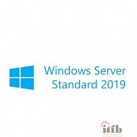 Microsoft Windows Server Standart 2019 Rus 64bit DVD DSP OEI 16 Core (P73-07797)