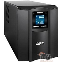 APC Smart-UPS C 1500VA SMC1500I {Line-Interactive, Tower, IEC, LCD, USB}