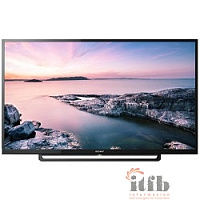 "Sony 40"" KDL40RE353BR BRAVIA черный {FULL HD/100Hz/DVB-T/DVB-T2/DVB-C/USB}"