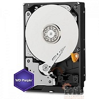 "4TB WD Purple (WD40PURZ) {Serial ATA III, 5400- rpm, 64Mb, 3.5""}"