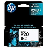 HP CD971AE Картридж №920, Black {Officejet 6000/6500, Black}