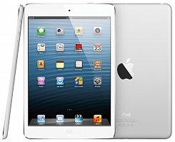 Планшет APPLE iPad Mini 16Gb Wi-Fi+Cellular White MD543