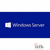 P73-07680 Microsoft Windows Server Standard 2019 English 64-bit Russia Only DVD 5 Clt 16 Core License