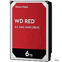 "6TB WD Red (WD60EFAX) {Serial ATA III, 5400- rpm,256Mb, 3.5""}"