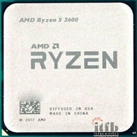 CPU AMD Ryzen Ryzen 5 2600 OEM {3.9GHz, 19MB, 65W, AM4}
