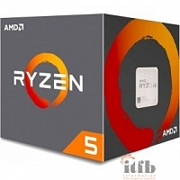 CPU AMD Ryzen Ryzen 5 2600X BOX {4.25GHz, 19MB, 95W, AM4, with Wraith Stealth cooler}