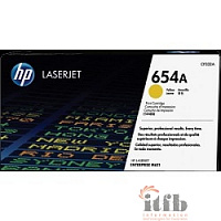HP CF332A Картридж, Yellow{M651dn, Color LaserJet M651n, Color LaserJet M651xh, Yellow, (15000стр.)}