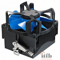 Cooler Deepcool BETA 11 {Soc-FM2/FM1/AM3+/AM3/AM2+/AM2, 3pin, 25dB, Al, 100W}