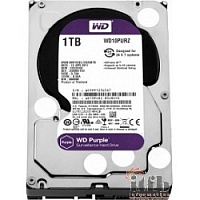 "1TB WD Purple (WD10PURZ) {Serial ATA III, 5400- rpm, 64Mb, 3.5""}"