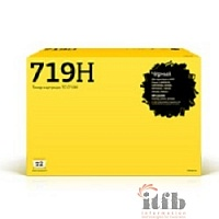 T2 Cartridge 719/CE505X Картридж T2 (TC-C719H) для i-SENSYS LBP6300/6650/MF5840/5880/ HP LaserJet Enterprise P2055 (6500 стр.) с чипом