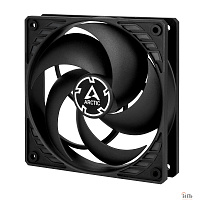 Case fan ARCTIC P12 (black/black) - retail (ACFAN00118A)
