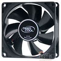 Case fan Deepcool XFAN 80 {80x80x25, Molex, 20dB, 1800rpm, 82g}