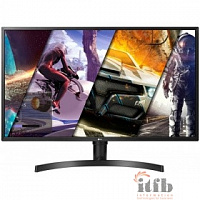 "LCD LG 32"" 32UK550-B черный {VA LED 3840x2160 4ms 16:9 3000:1 300cd HDMI2.0x2 DisplayPort1.2 AudioOut 5Wx2 vesa}"
