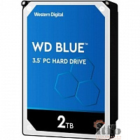 2TB WD Blue (WD20EZAZ) {Serial ATA III, 5400 rpm, 254Mb buffer}