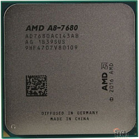CPU AMD A8 X4 7680 BOX {3.8ГГц, 2Мб, SocketFM2+}