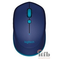 910-004531 Logitech Wireless Mouse M535 Blue Bluetooth