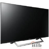 "Sony 32"" KDL32WD756  BRAVIA черный/серебристый {FULL HD/400Hz/DVB-T/DVB-T2/DVB-C/USB/WiFi/Smart TV}"