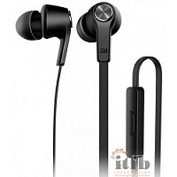 Xiaomi Mi In-Ear Headfones Basic black/черный [ZBW4354TY]