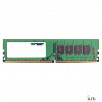 Patriot DDR4 DIMM 4GB PSD44G213382 {PC4-17000, 2133MHz}