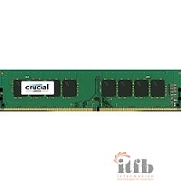 Crucial DDR4 DIMM 16GB CT16G4DFD824A {PC4-19200, 2400MHz}