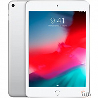 Apple iPad mini Wi-Fi + Cellular 256GB - Silver (MUXD2RU/A) New (2019)