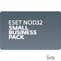 NOD32-SBP-NS(CARD)-1-10 ESET NOD32 SMALL Business Pack newsale for 10 user