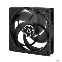 Case fan ARCTIC P12 PWM PST (black/transparent)- retail (ACFAN00134A)