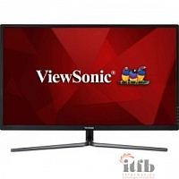 "LCD ViewSonic 31.5"" VX3211-2K-MHD черный {IPS LED, 2560x1440, 3ms, 250cd/m2, 178°/178°, 80Mln:1, D-Sub, HDMI, Display Port}"