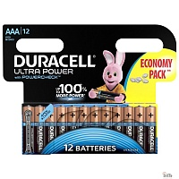 DURACELL LR03-12BL Ultra Power (12 шт. в уп-ке)