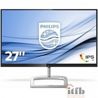 "LCD PHILIPS 27"" 276E9QJAB (00/01) Черный/серебристый {IPS 1920x1080 5ms 75Гц 178/178 250cd 20M:1 DVI HDMI D-Sub DisplayPort MM}"