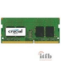Crucial DDR4 SODIMM 16GB CT16G4SFD824A {PC4-19200, 2400MHz}