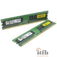 Kingston DDR2 DIMM 1GB KVR800D2N6/1G {PC2-6400, 800MHz}