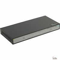 HP JH330A Коммутатор PoE+ (64W) Switch( Unmanaged, 8*10/100/1000 Poe+ 64W, QoS, Fanless)