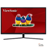 "LCD ViewSonic 31.5"" VX3211-4K-MHD черный {IPS LED 3840x2160 3ms, 300cd 178°/178° 3000:1 HDMI2.0x2 Display Port AudioOut}"