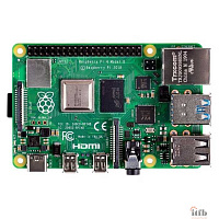 Микрокомпьютер Raspberry Pi 4 Model B 4Gb (44589)