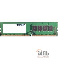 Patriot DDR4 DIMM 8GB PSD48G240081 {PC4-19200, 2400MHz}