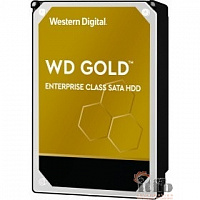 8TB WD Gold  (WD8004FRYZ) {SATA III 6 Gb/s, 7200 rpm, 256Mb buffer}