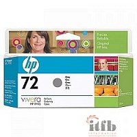 HP C9374A Картридж №72, Gray {DJ T610/T1100, Gray (130ml)}