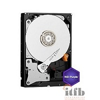 "6TB WD Purple (WD60PURZ) {Serial ATA III, 5400- rpm, 64Mb, 3.5""}"