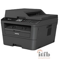 Brother MFC-L2720DW(R) A4, MFCL2720DW(R1) {принтер/ сканер/ копир/ факс, A4, 30стр/мин, дуплекс, ADF, 64мб, USB, LAN }