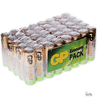 GP Super Alkaline 15A LR6, 40 шт. AA