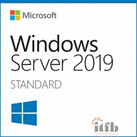 Microsoft Windows Server Standart 2019 Rus 64bit DVD DSP OEI 24 Core (P73-07816)