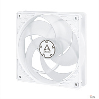 Case fan ARCTIC P12 PWM PST (white/transparent)- retail (ACFAN00132A)