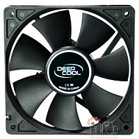 Case fan Deepcool XFAN 120 {120x120x25, 3pin, 26dB, 1300rpm, 180g}