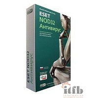 NOD32-ENA-NS(BOX)-2-1 ESET NOD32 Антивирус Platinum Edition [лицензия на 2 года на 3 ПК]
