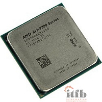 CPU AMD A12 9800 OEM {3.8-4.2GHz, 2MB, 65W, Socket AM4}